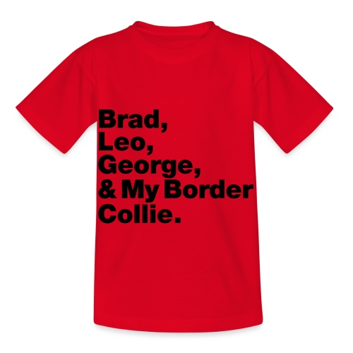 & My Border Collie - T-shirt Enfant