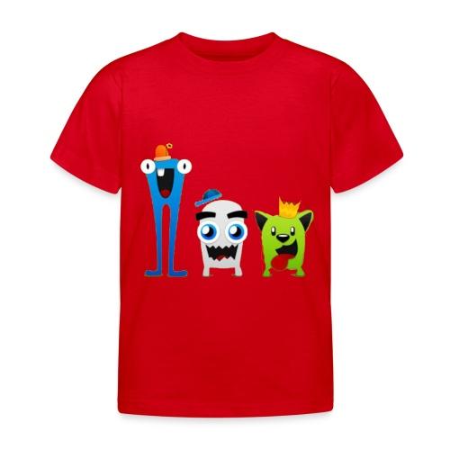 huppet duppets - Kinderen T-shirt