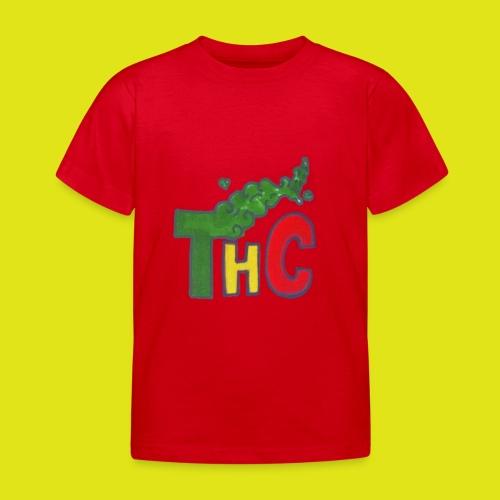 THC logo one - Maglietta per bambini