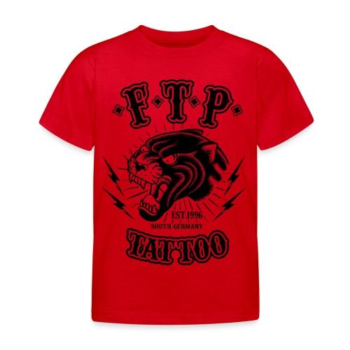 kidz panther png - Kinder T-Shirt