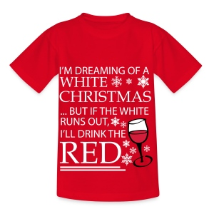 White Christmas - Kids' T-Shirt