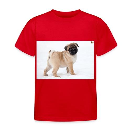 walker family pug merch - Kids' T-Shirt