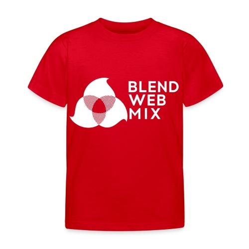 logo bland - T-shirt Enfant