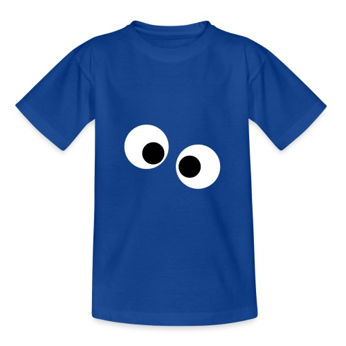 silly eyes - Kinderen T-shirt