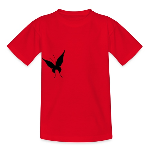 Schmetterling - Kinder T-Shirt