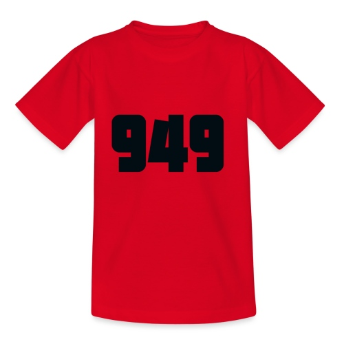 949black - Kinder T-Shirt