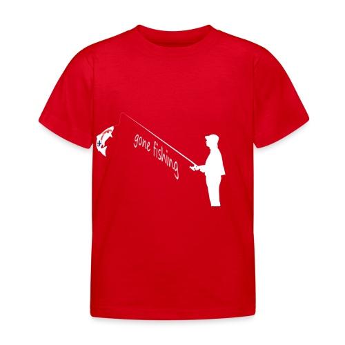 Angler - Kinder T-Shirt
