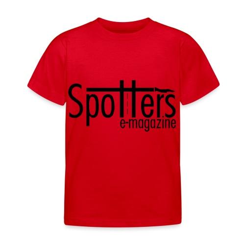 SPlogoNero - Maglietta per bambini