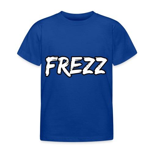 T Shirt FREZZ Noir&Blanc Classique (NOIR) - T-shirt Enfant