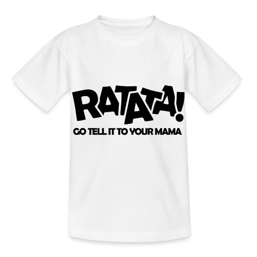 RATATA full - Kinder T-Shirt