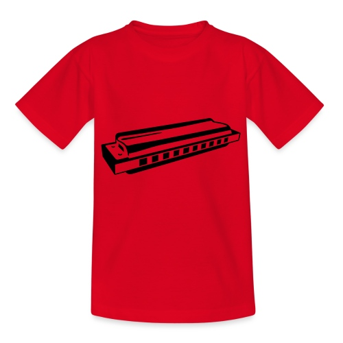Harmonica - Kids' T-Shirt