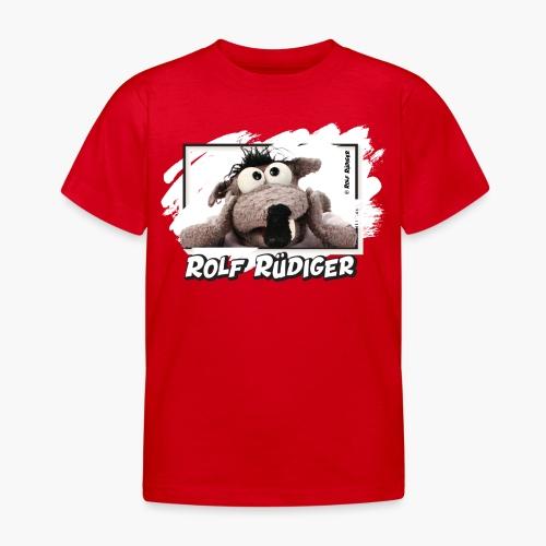 Rolf Rüdiger - Kinder T-Shirt