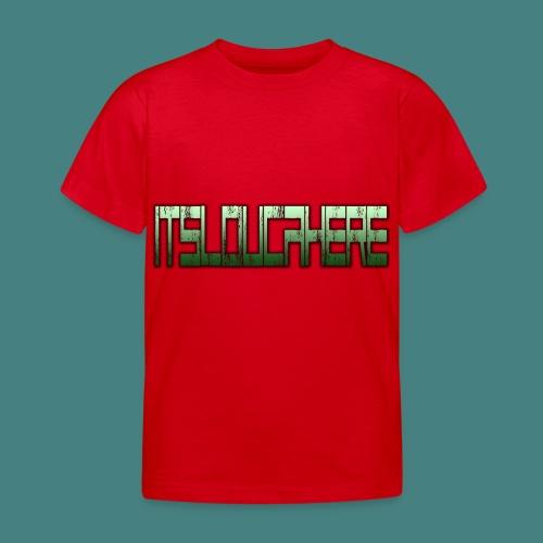 bor - Kids' T-Shirt