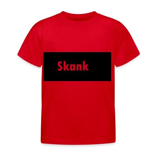Skank design - Kids' T-Shirt