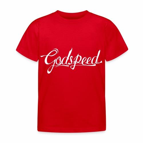 Godspeed 2 - Lasten t-paita
