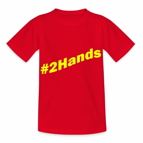 2Hands - Kids' T-Shirt