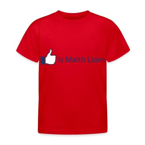 like nobg - Kids' T-Shirt