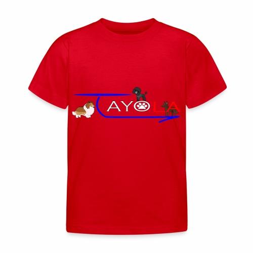Tayola White - T-shirt Enfant