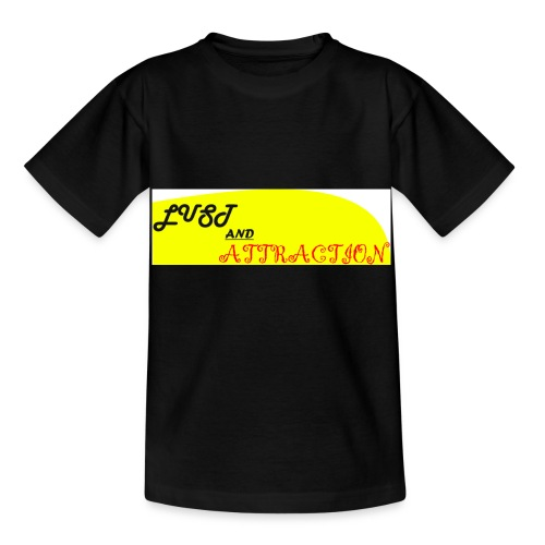 lust ans attraction - Kids' T-Shirt