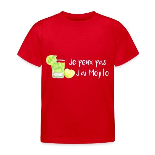 mojito - T-shirt Enfant