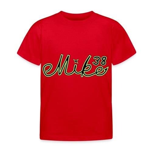 mike38teksti - Lasten t-paita