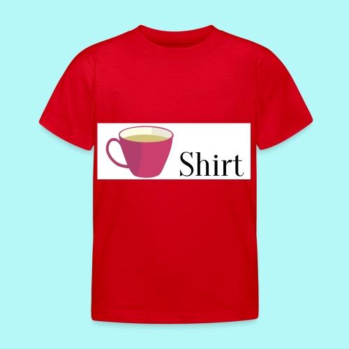 Tea-Shirt - Kinder T-Shirt