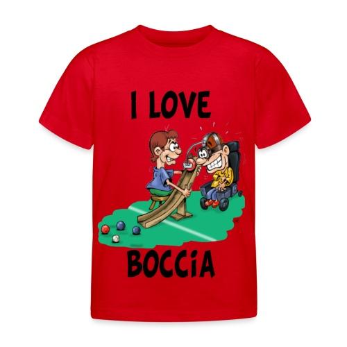 boccia 1 - T-shirt barn