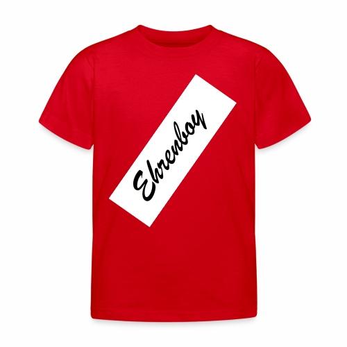 Ehrenboy Merch - Kinder T-Shirt