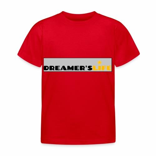 113372554 135123437 Logo DREAMER SLIFE GRIS - T-shirt Enfant