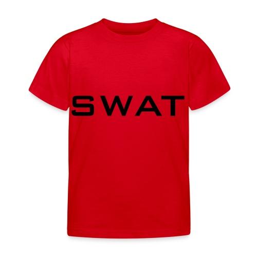 SWAT - Kinder T-Shirt