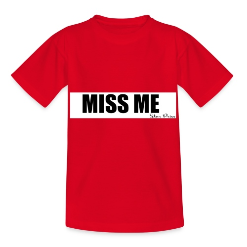 MISS ME - Kids' T-Shirt