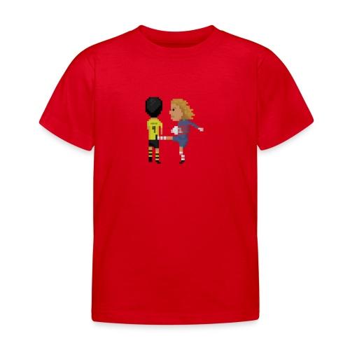 Kung fu goalkeeper - Kids' T-Shirt
