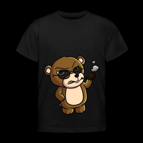 AngryTeddy - Kids' T-Shirt