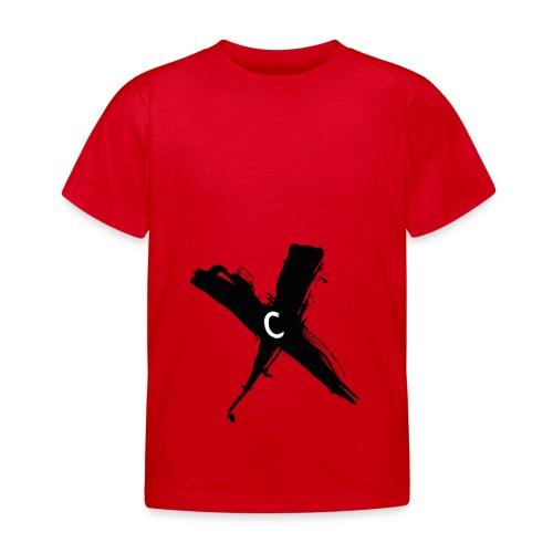 Cinnox Logo Kreuz - Kinder T-Shirt