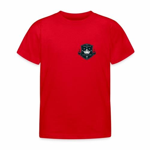 Logo on a boat com - Kinder T-Shirt
