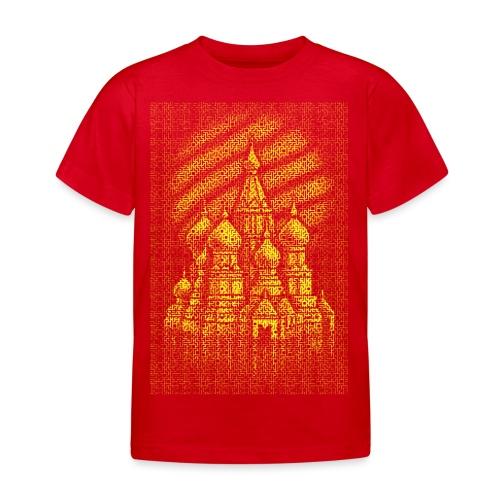 Russian Bricks - Kids' T-Shirt
