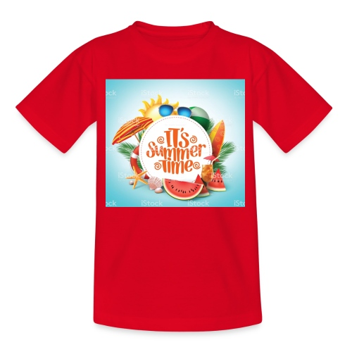 Barbaros - T-shirt barn