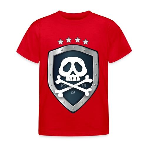 champion's league skull 06 - T-shirt Enfant