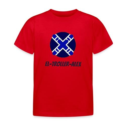 DISEÑO EL TROLLER ALEX EVO - Camiseta niño