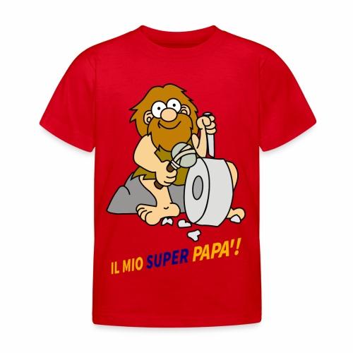 Festa del Papà - Maglietta per bambini
