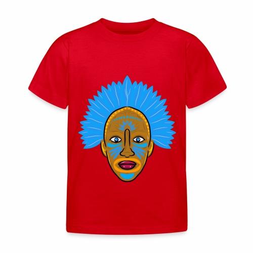 Máscara - Camiseta niño