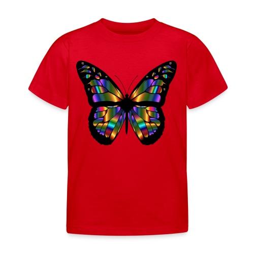 papillon design - T-shirt Enfant