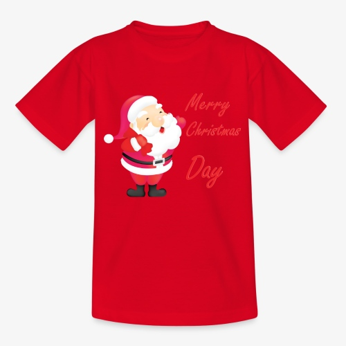 Merry Christmas Day Collections - T-shirt Enfant