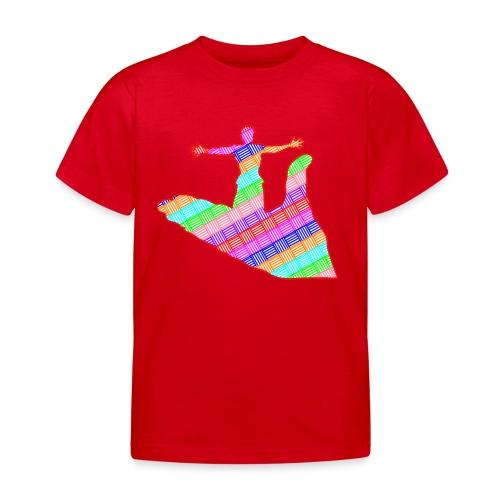 main - T-shirt Enfant