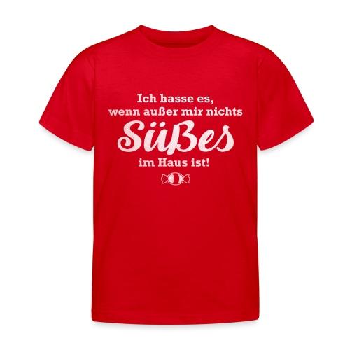 Nichts Süßes - Kinder T-Shirt