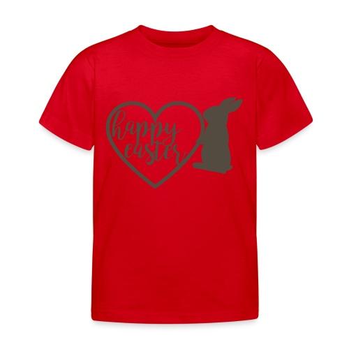 Happy Easter - Kinder T-Shirt