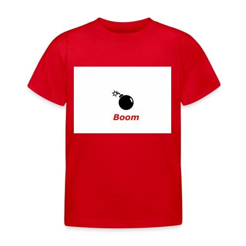 Bomba - Koszulka dziecięca