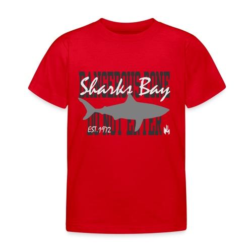 Sharks Bay - Kinder T-Shirt
