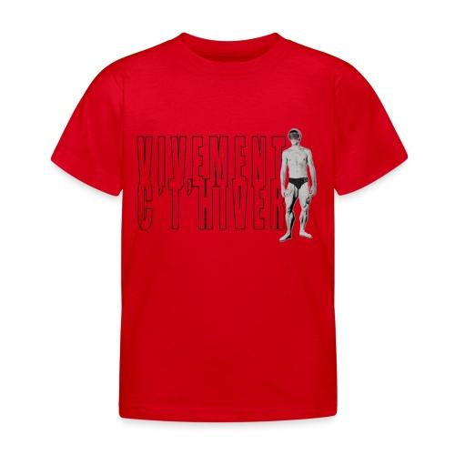 TELEMARK Vivement cet Hiver - T-shirt Enfant