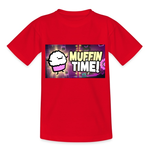 Its Muffin Time 2 - Kinder T-Shirt